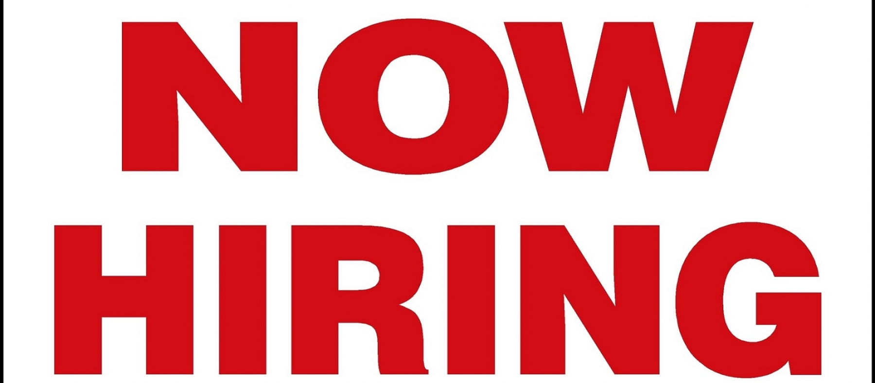 Now Hiring for Our Ilion Location: Full & Part-time