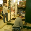 Grace & Ed Working Away: Store Renovation